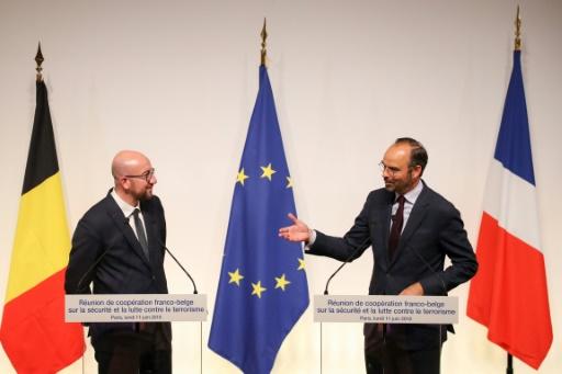 France et Belgique pour un meilleur suivi commun des radicalisés à leur sortie de prison