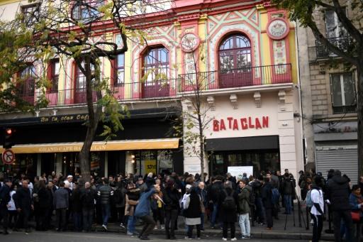 Le Bataclan, une salle de concerts ou un