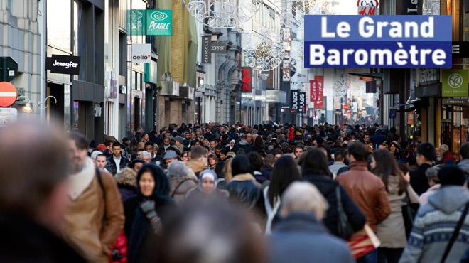 Grand Baromètre: une majorité de Belges pensent qu'ils devraient arrêter de travailler à 62 ans