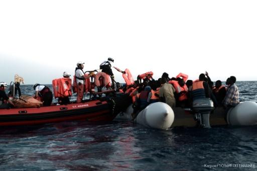 Les dirigeants nationalistes corses proposent d'accueillir le navire de migrants Aquarius