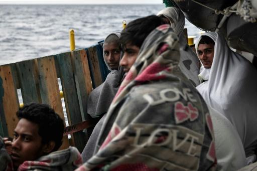 Méditerranée: quatre pays veulent mieux recenser les migrants disparus