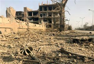 Syrie- les raids meurtriers de l'EI depuis le désert appelés à se répéter
