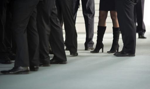 Un tiers de l'écart salarial hommes-femmes reste