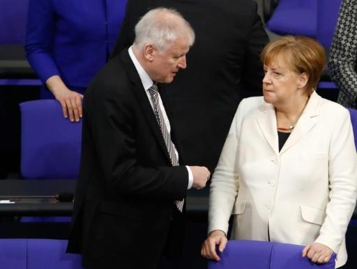 Immigration : Merkel sur la corde raide, en Europe et en Allemagne