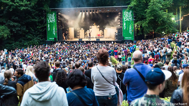Le festival Couleur Café met en avant de nombreux artistes belges dans le magnifique parc d'Osseghem: voici tout ce qu'il faut savoir sur l'affiche