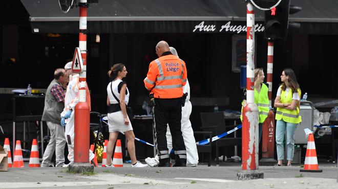 Tuerie de Liège: Fouad B. avoue, face au juge, avoir fait des déclarations