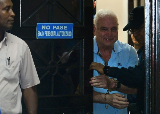 Panama : l'ex-président, extradé lundi, hospitalisé en soins intensifs