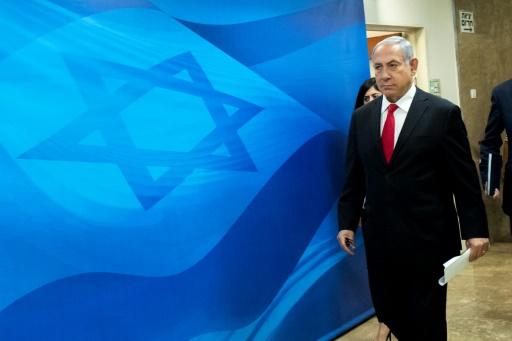 Netanyahu interrogé dans une affaire de corruption présumée sur des sous-marins