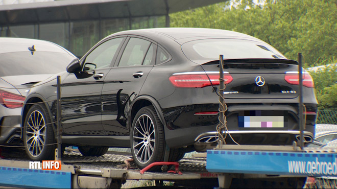 Après VW, c'est au tour de Mercedes d'être éclaboussé par un DIESELGATE: près de 800.000 véhicules rappelés