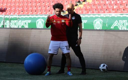 Mondial-2018: Egypte, la participation de Salah sera décidée