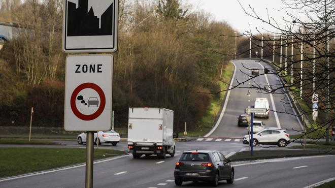 Trop de particules fines dans l'air: la Belgique est à la traîne dans la lutte contre ces émissions