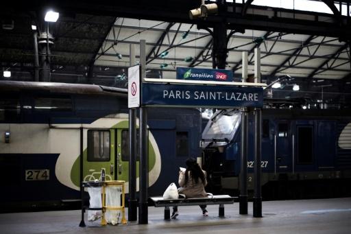 Panne de signalisation à Paris-St-Lazare: circulation totalement interrompue