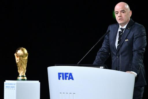 La Fifa ouvre son 68e Congrès à Moscou où doit être attribué le Mondial-2026