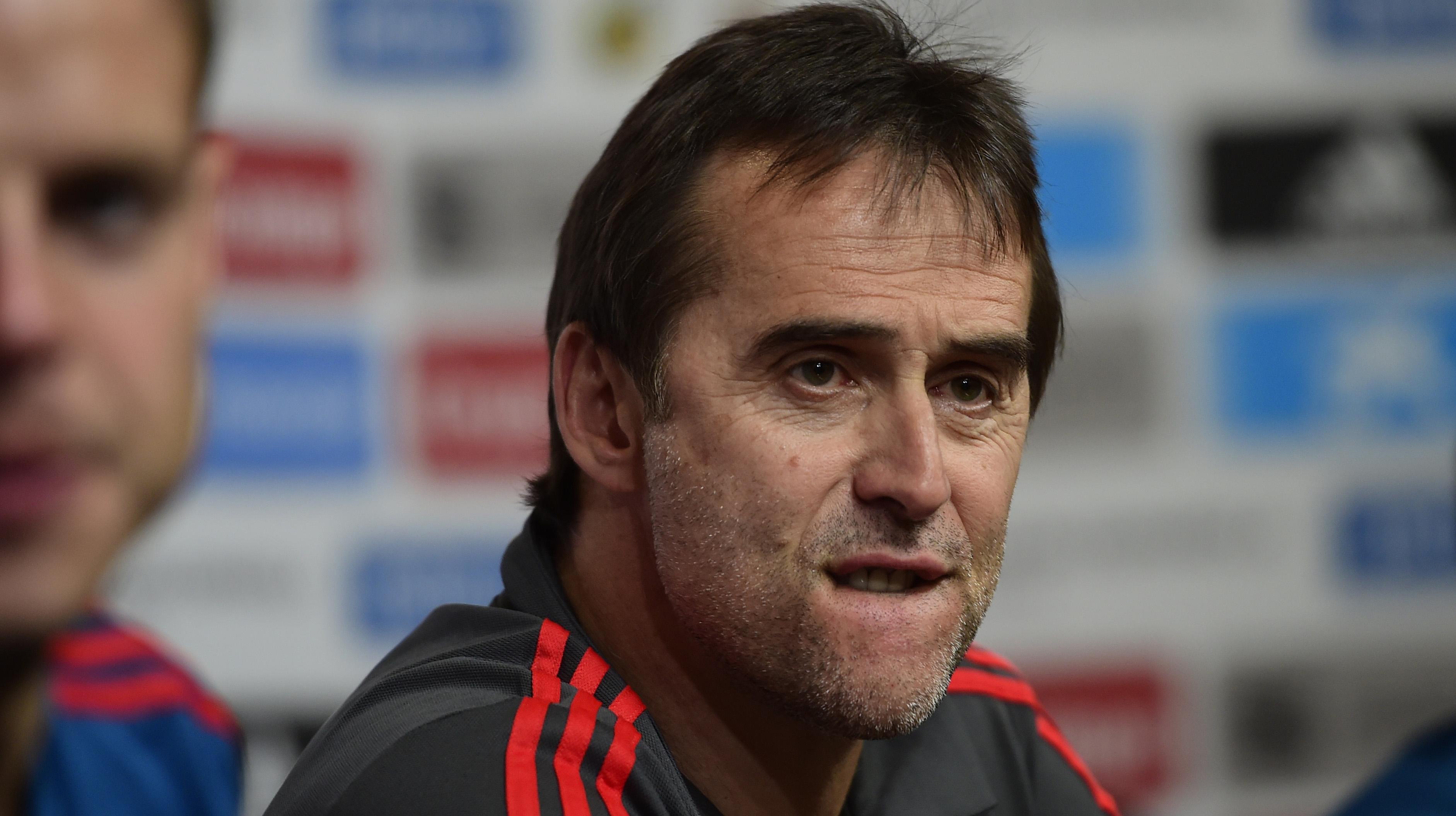 Julen Lopetegui présenté à 19h à Santiago-Bernabéu
