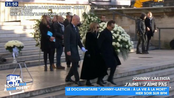 La meilleure amie de Laura Smet fait des révélations sur les obsèques de Johnny Hallyday: