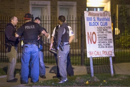 Les réseaux sociaux, accélérateurs de la violence des gangs de Chicago
