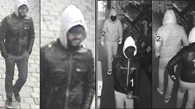 A Molenbeek, deux hommes armés braquent un commerce et s'emparent d'un coffre: un appel à témoins est lancé