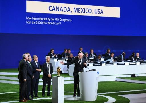 Mondial-2026: le comité marocain salue la victoire du trio USA/Canada/Mexique