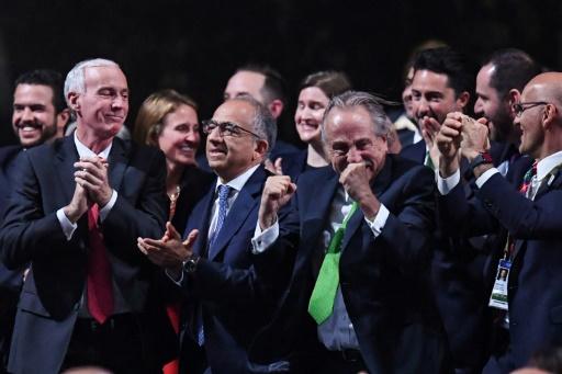Le Mondial-2026, le premier à 48 équipes, attribué au trio Etats-Unis-Canada-Mexique
