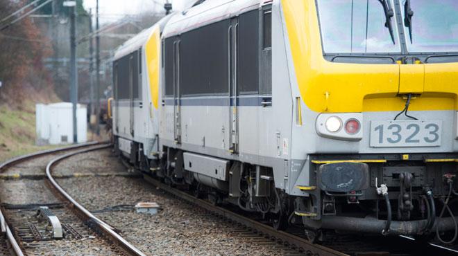 Grève sur le rail: un nouveau syndicat dépose un préavis de grève pour huit jours