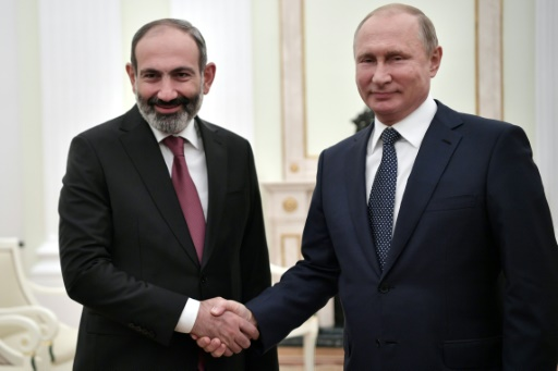En Arménie, Nikol Pachinian dévoile sa recette de la révolution et des réformes