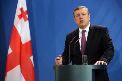 Géorgie: le Premier ministre démissionne après des manifestations