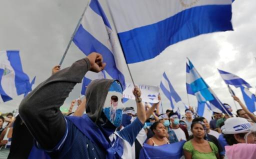 Au Nicaragua, l'opposition lance une grève générale pour faire plier Ortega