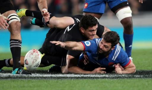 Rugby: la France sans Fofana mais avec Gourdon pour la revanche face aux All Blacks