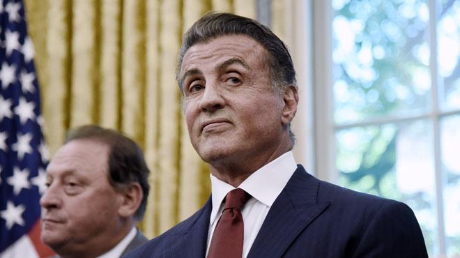 Sylvester Stallone à son tour visé par des plaintes d'agressions sexuelles — MeToo
