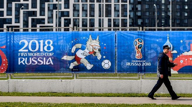 Des stades colorés et du son nickel: comment 11 entreprises belges spécialisées chacune dans leur domaine participent activement au Mondial en Russie