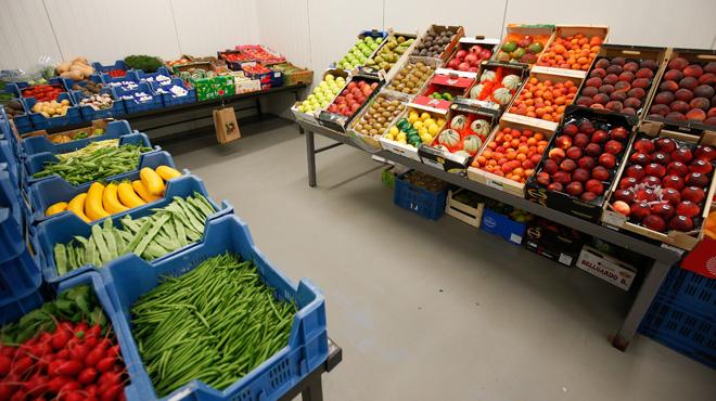 L'Afsca n'a pas fait de contrôles pesticides dans toute une série d'aliments: