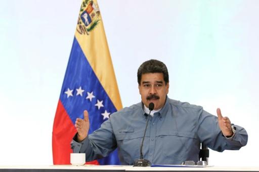 Venezuela: la Cour suprême rejette un recours contre la réélection de Maduro