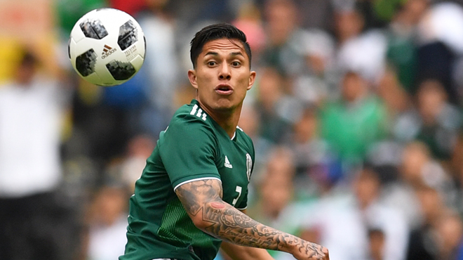 Mondial 2018: le Mexique s'apprête à affronter l'Allemagne SANS COMPLEXE