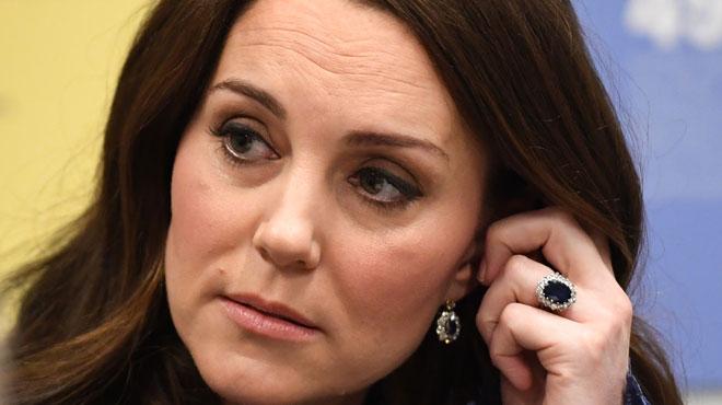 Kate Middleton ne se montrera plus en public durant de longs mois: elle a une TRÈS bonne excuse