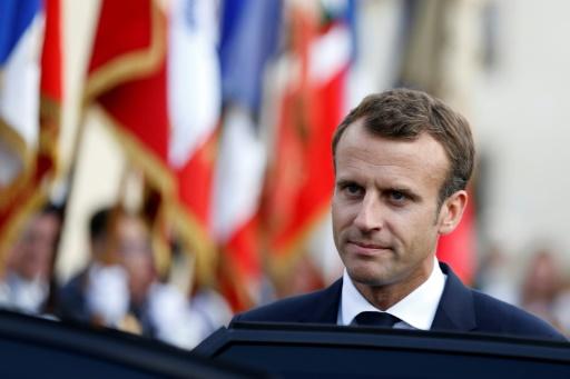 Macron confirme sa rencontre avec Conte et affirme qu'il n'a pas voulu offenser l'Italie