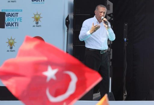 Erdogan: l'état d'urgence en Turquie sera levé après les élections