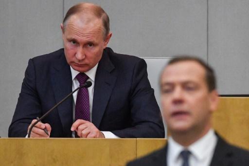 Russie: le gouvernement veut relever l'âge de la retraite, fixe depuis près de 90 ans