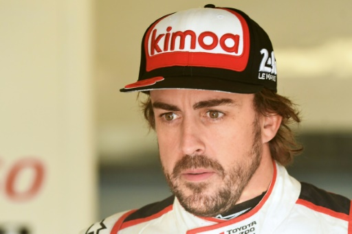 24 Heures du Mans: l'effet Fernando Alonso