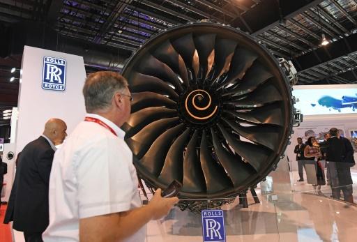 Rolls-Royce supprime 4.600 emplois et espère redécoller