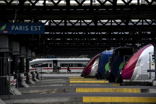 Réforme ferroviaire: fin du parcours parlementaire