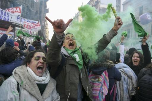 Les députés argentins approuvent la légalisation de l'avortement