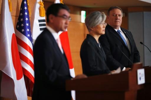 Corée du Nord: les manoeuvres