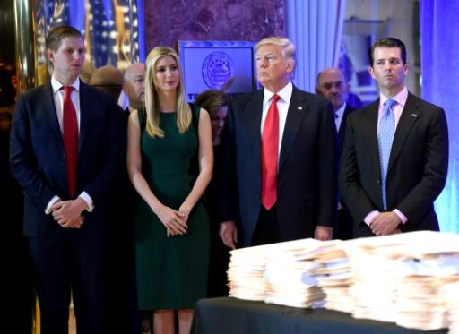 Donald Trump accusé de détournement de fonds de sa fondation