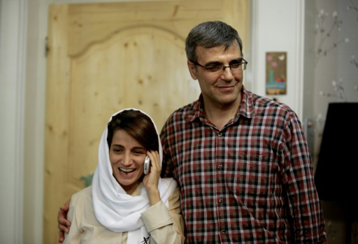Washington appelle à la libération de l'avocate iranienne Nasrin Sotoudeh