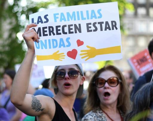USA: le débat politique enfle autour des séparations d'enfants de migrants