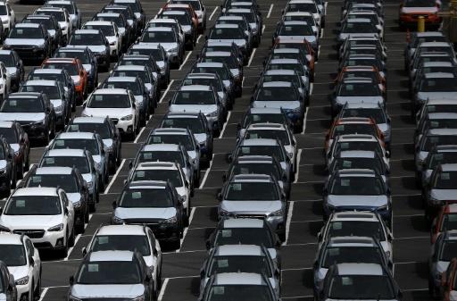 Le marché automobile européen ralentit en mai
