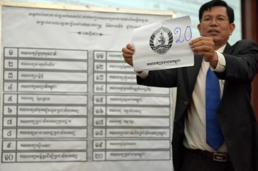 Cambodge: le pouvoir menace les initiateurs d'une campagne de boycott des élections