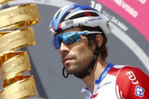 Cyclisme: le Français Thibaut Pinot annonce son forfait pour le Tour de France
