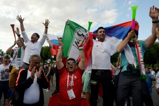 Mondial-2018: Téhéran interdit la retransmission publique de Maroc-Iran dans la ville
