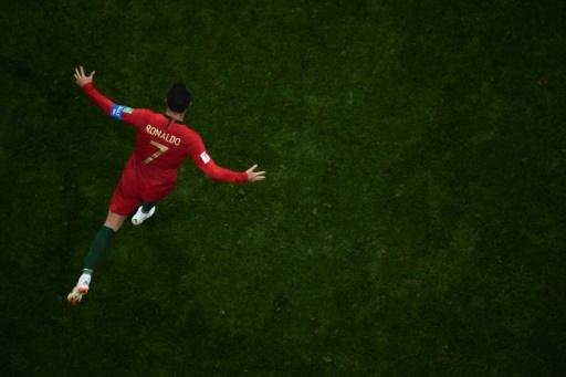 Mondial-2018: Diego Costa a essayé, mais il n'y a qu'un Cristiano Ronaldo